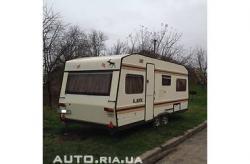 Bürstner Lux 1989