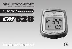 CicloSport CicloMaster CM 628i