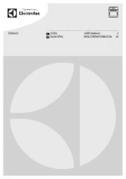 Electrolux EON3410BAX