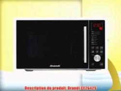 Brandt CE2642
