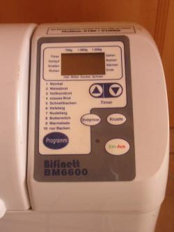 Bifinett BM 6600